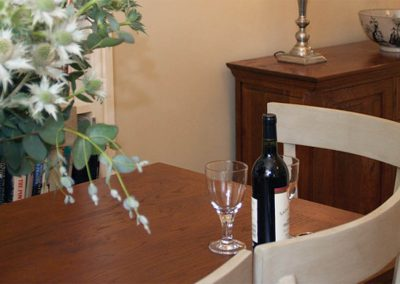 Coast Cottage – Dining Area Detail