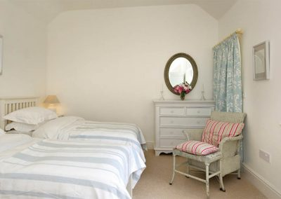 Coast Cottage – Bedroom 2