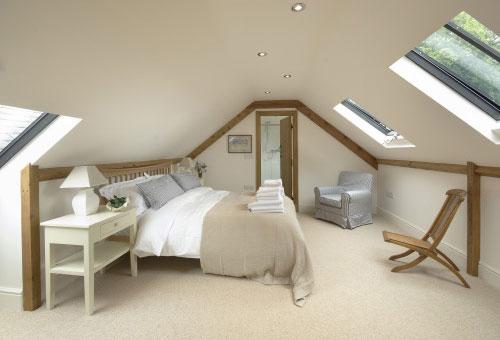 Coast Cottage – Master Bedroom