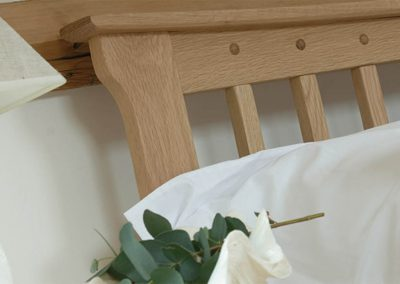 Coast Cottage – Bedroom Detail