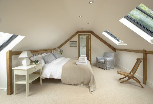 Coast Cottage – Master Bedroom