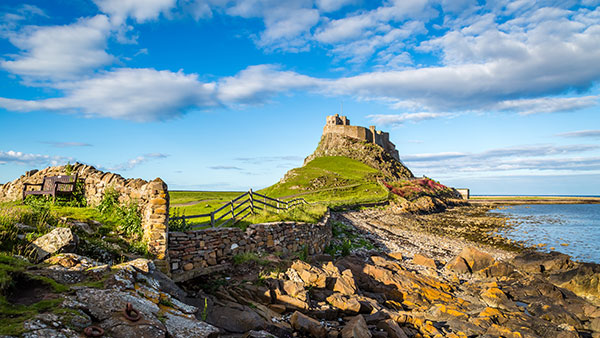 The Region – Holy Island Castle