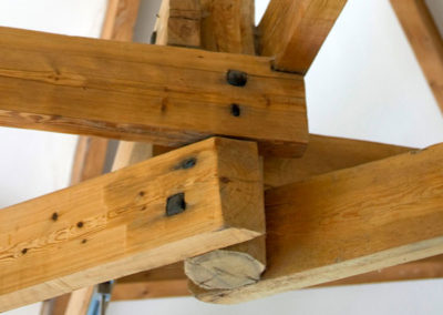 Swallow's End – Beam Detail
